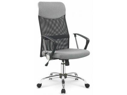VIRE 2 křeslo kancelářské látka šedá