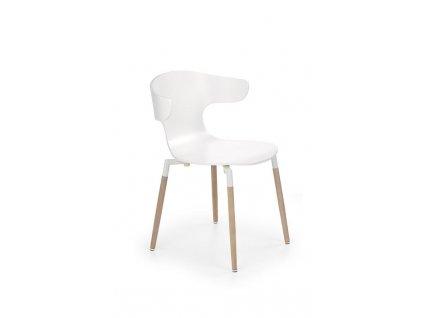 K189 židle bílá