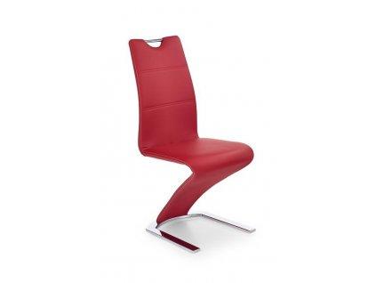 K188 židle červená
