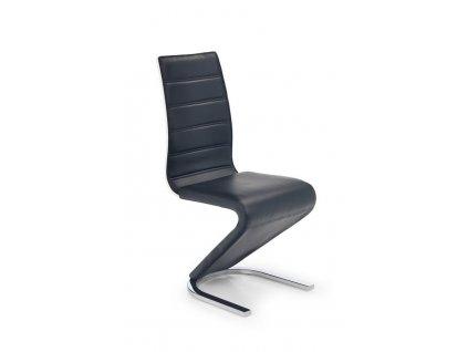 K194 židle černá
