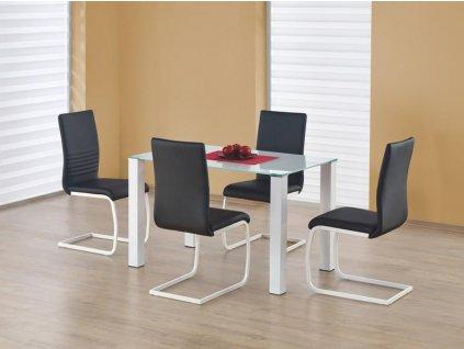 MERLOT obdelníkový stůl bílý