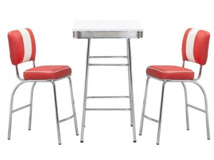 SB11 stolek bílý