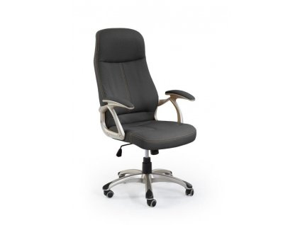 EDISON křeslo kancelářské černé