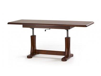 TYMON stolek nízký kaštan