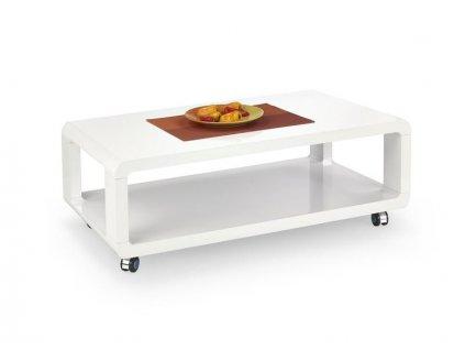 FUTURA stolek konferenční bílý
