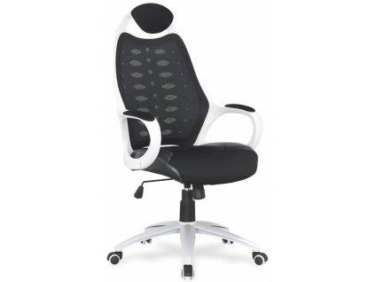 STRIKER 2 křeslo kancelářské bílo - černé