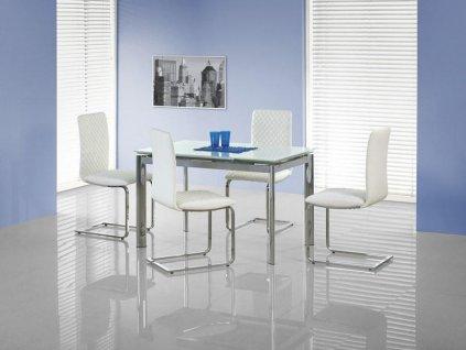 LAMBERT stůl rozkládací extra bílý