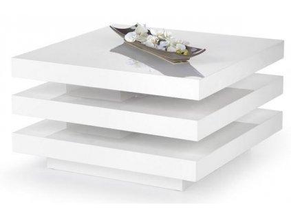INGRID stolek konferenční bílý