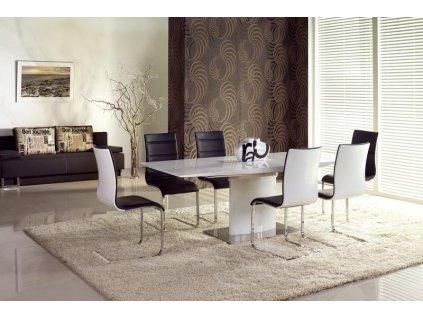 MARCELLO stůl rozkládací bílý, Prestige Line