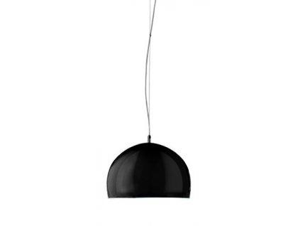 Lustr - lampa závěsná BLINU černá * 35