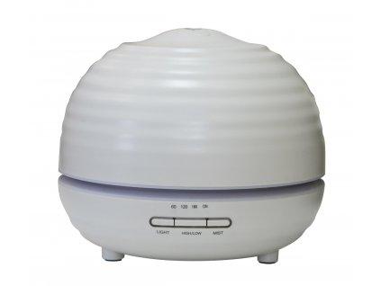 Zvlhčovač vzduchu LM-X2 koule bílá syntetická umělá látka