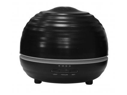 Zvlhčovač vzduchu LM-X2 koule černá syntetická umělá látka