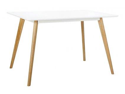 Stůl NORD bílý mdf/dub