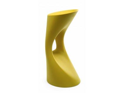 Barová židle FLOD zelená