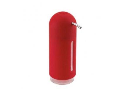Dávkovač mýdla PENGUIN červený