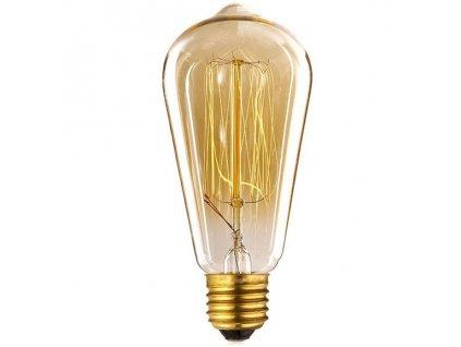 Edisonova žárovka 40V BF19