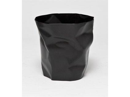 """Koš na odpadky """"PAPÍR"""" černý"""