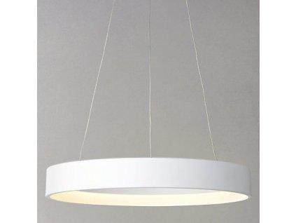 Lustr - Lampa závěsná SMD 3 bílá