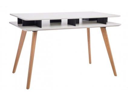 Psací stůl SCANDI 120x70 bílý