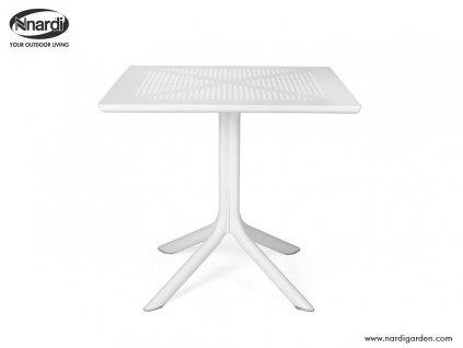 Stůl CLIP BÍLÝ