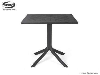 Stůl Clip černý