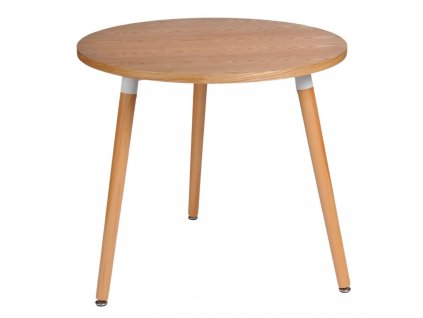 Stůl Copine deska natural 80 cm