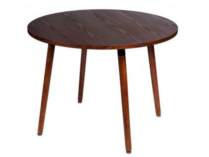 Stůl Copine deska ořech 100 cm