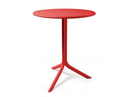 Stůl SPRITZ červený
