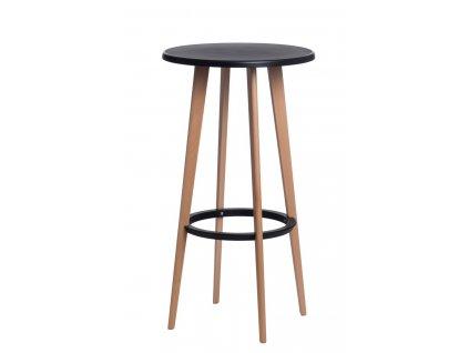 Stůl barový Lush černý