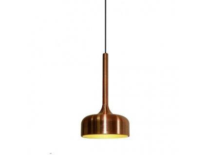 Lustr - Závěsná lampa Midas-century Glam 8