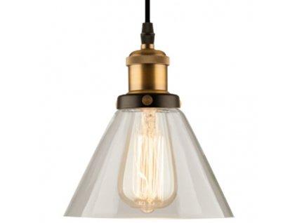 Lustr - závěsná lampa NEW YORK LOFT 1