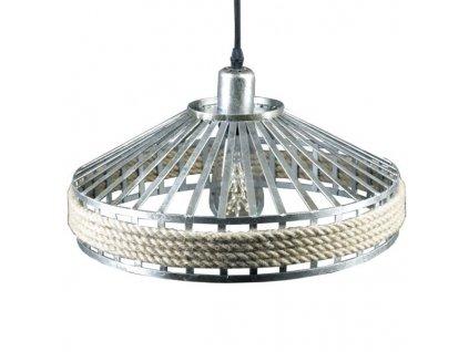 Lustr - závěsná lampa PRAGUE LOFT