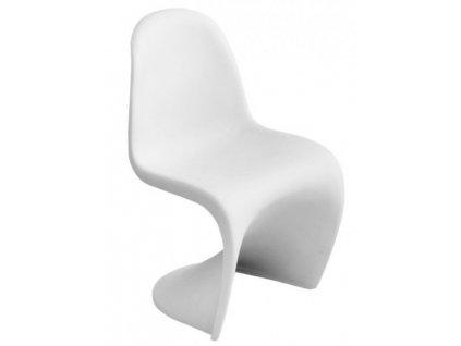 Židle BALANCE JUNIOR bílá