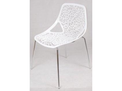 Židle CEPELIA bílá