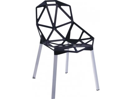 Židle Gap černá