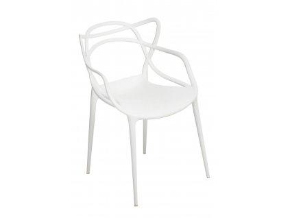 Židle Lexi bílá insp. Master chair