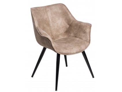 Židle LORD béžová
