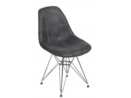 Židle P016 DSR PICO grafitová