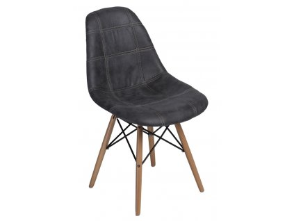 Židle P016V PICO grafitová
