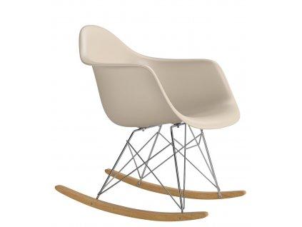 Židle P018 RR PP béžová inspirována RAR