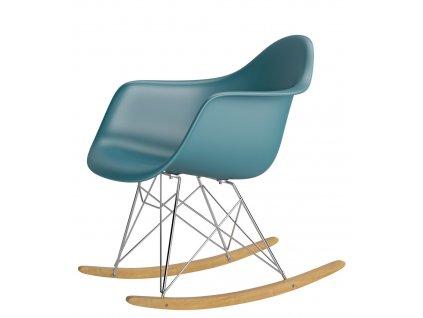 Židle P018 RR PP navy zelená inspirována rar