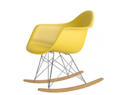 Židle P018 RR PP olivová inspirována rar