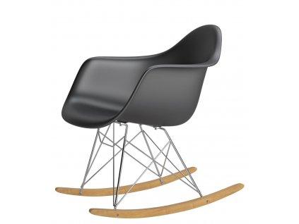 Židle P018 RR PP černá inspirována rar