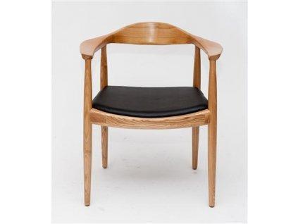 Židle President dřevěná natural