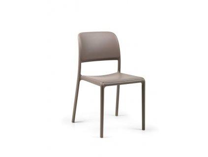 Židle Riva šedá