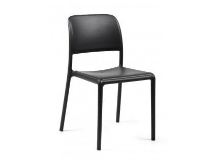 Židle Riva černá