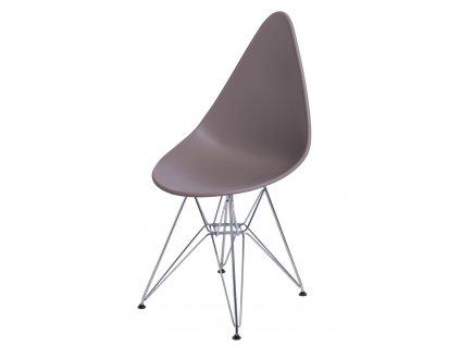 Židle Rush DSR šedá