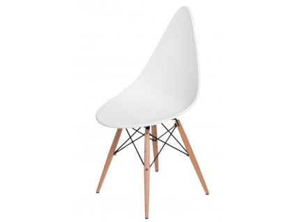 Židle Rush DSW bílá