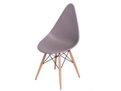 Židle Rush DSW šedá
