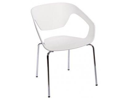 Židle Space bílá